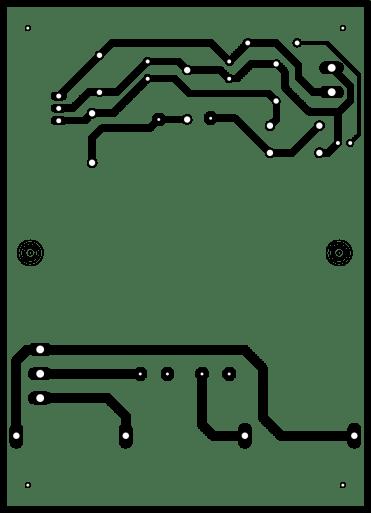 Layout Rangkaian Power Supply Cara Membuat Layout dan Mencetak PCB