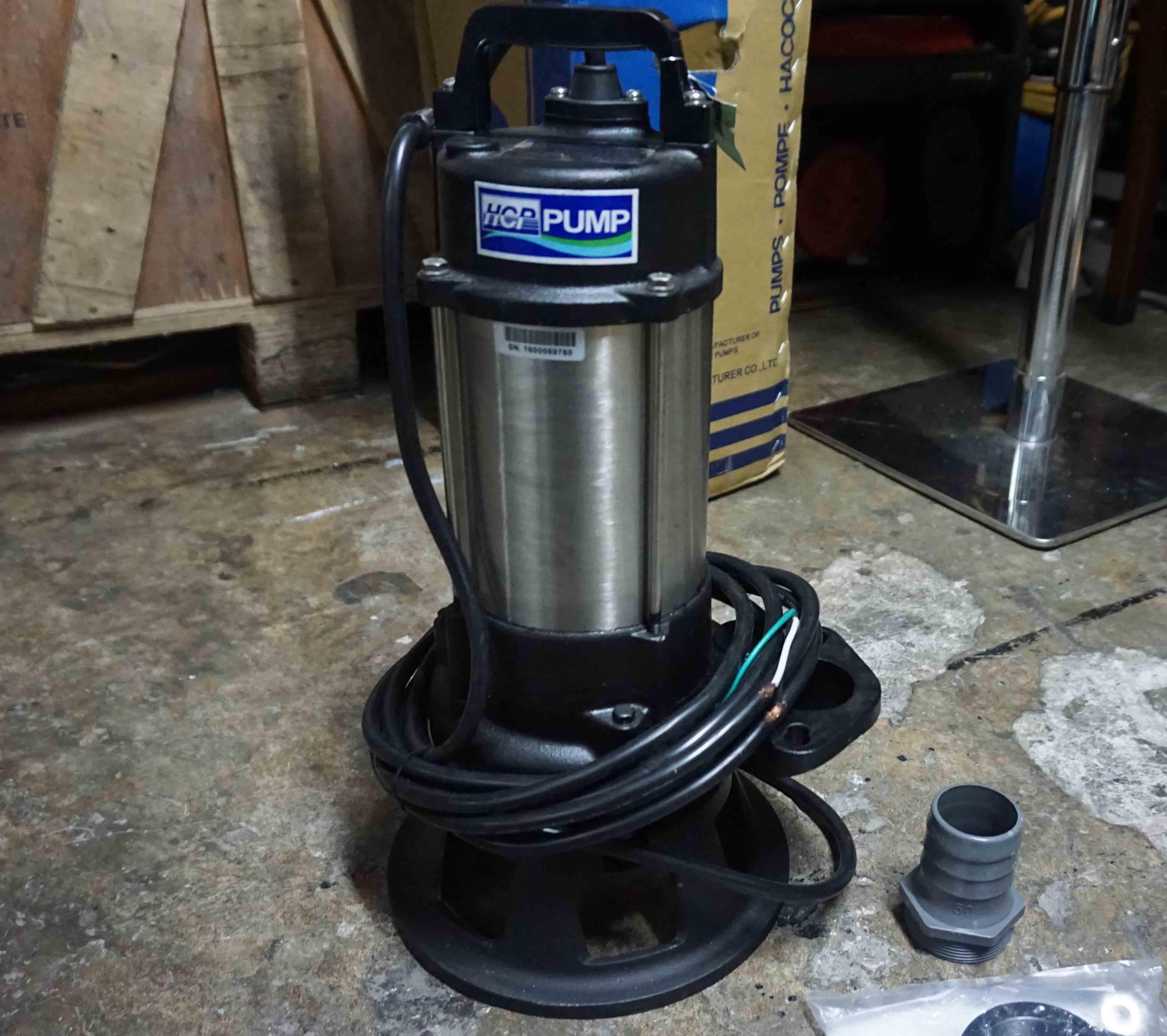 Pemasangan WLC pada Macam-macam Pompa