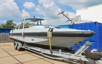 Preventing Boat and Boat Trailer Theft