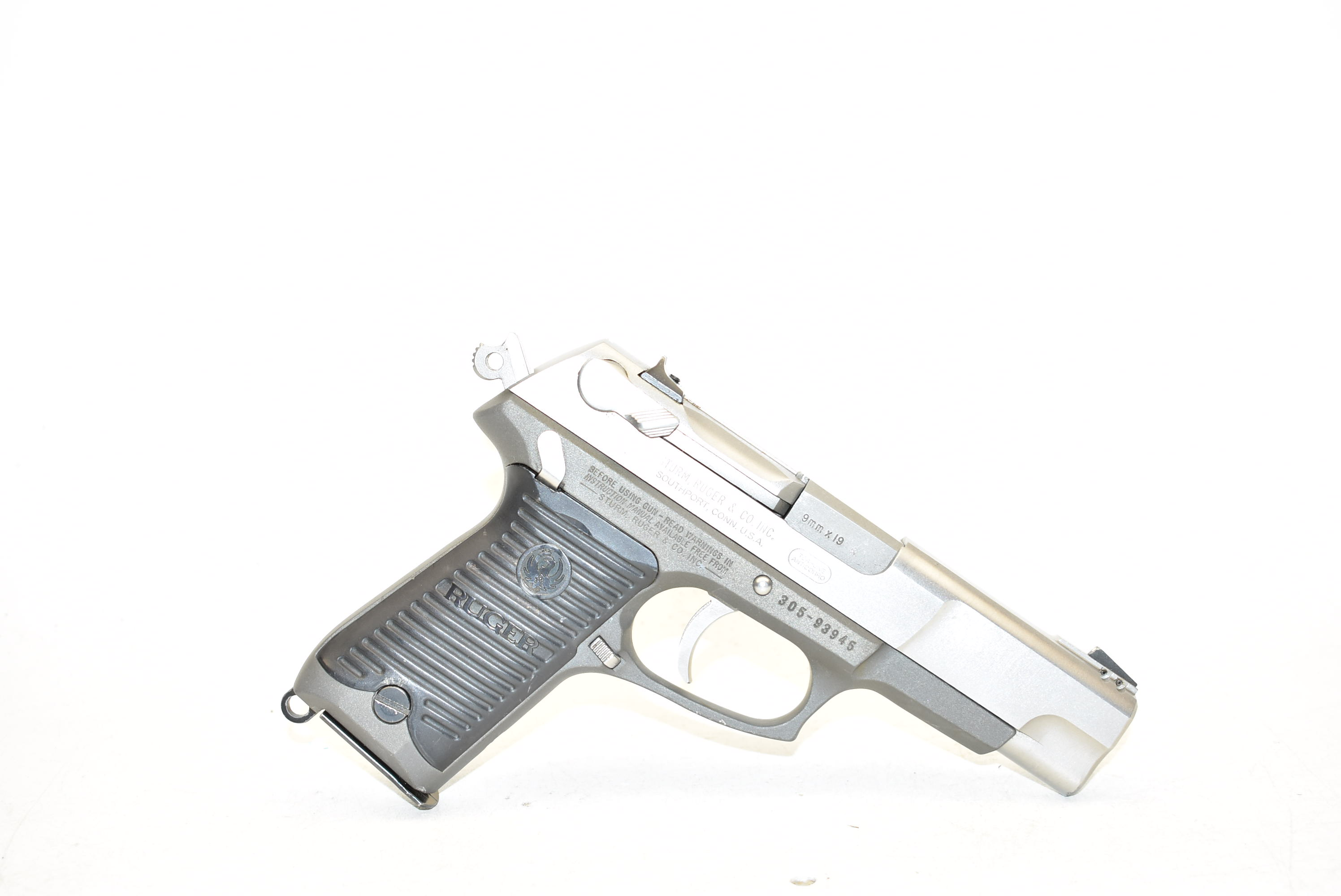 RUGER P89 9MM PARA (Auction ID: 14395549, End Time : Mar