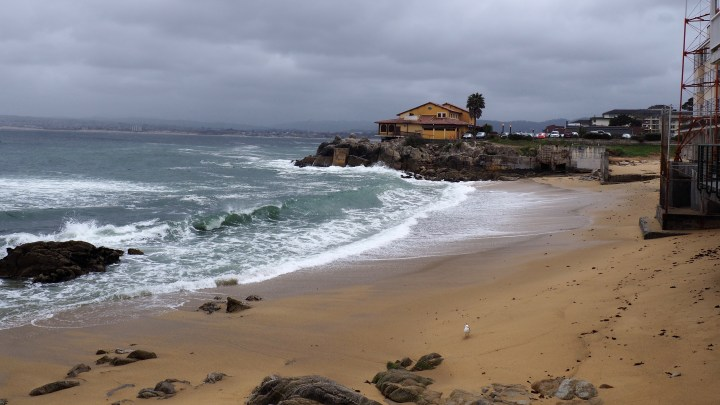 Drive to Monterey Bay