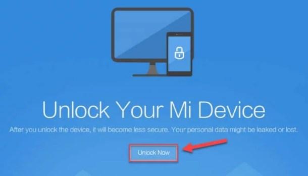 طريقة فتح البوت لودر لهواتف شاومي Unlock Bootloader For Xiaomi Phones
