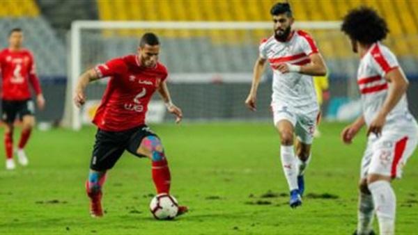 اهداف مباراة الاهلى والزمالك اليوم 3 2 في كأس السوبر المصري