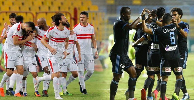 الزمالك بطل كأس مصر 2019 على حساب بيراميدز للمرة الـ27 في تاريخه