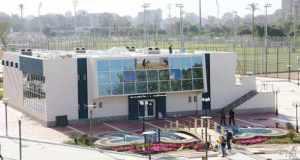 مركز شباب الجزيرة