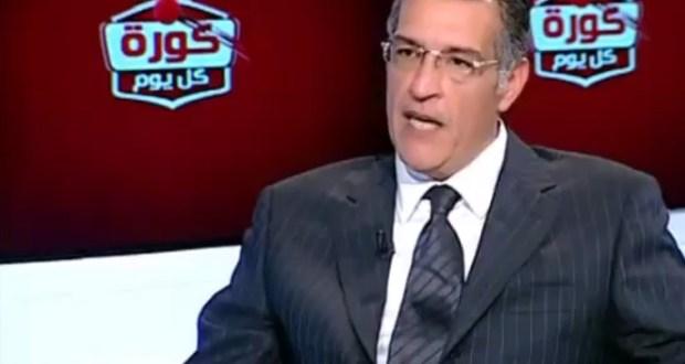 محمد المنشاوي نائب رئيس الاتحاد الدولي للاسكواش