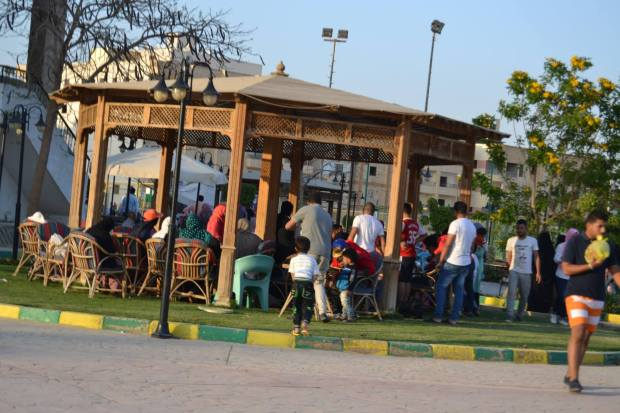 نادى حدائق الأهرام فى حفل الربيع 07