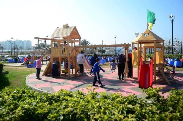 نادى سموحة حديقة الاطفال