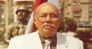 الفريق زاهر عبد الرحمن رئيس نادى الزهور