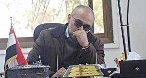 المستشار محمد الدمرداش رئيس نادى الزهور الرياضى