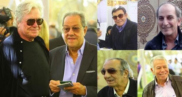 مشاهير انتخابات نادى الجزيرة