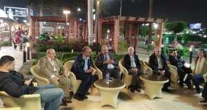 هشام حطب يدعم المستشار محمد الدمرداش لرئاسة نادى الزهور