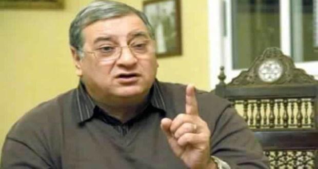 احمد الفولى نائب رئيس الاتحاد الدولى للتايكوندو