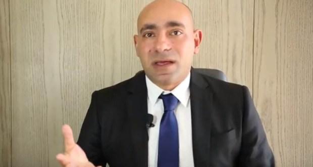 ايمن بيرم عضو مجلس ادارة نادى الزهور