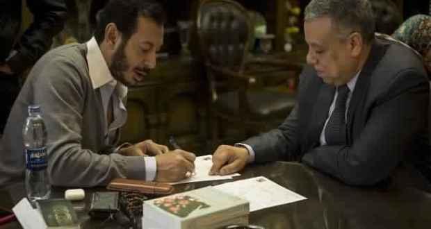 مصطفى شعبان يحصل على عضوية النادى الاهلى