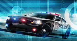 لعبة سيارة الشرطة FBI تقاتل المجرمين