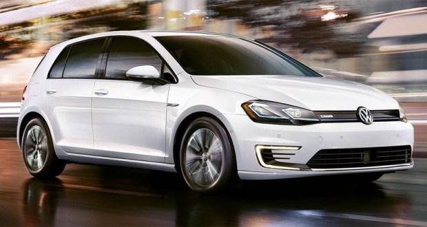 السيارة الكهربائية VW e-Golf 2020