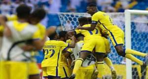 فريق نادي النصر السعودي