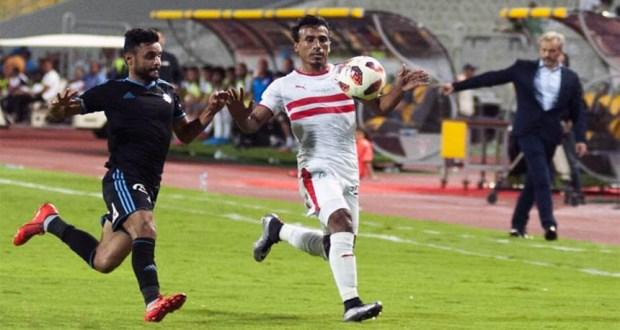 الزمالك وبيراميدز في نهائي كأس مصر