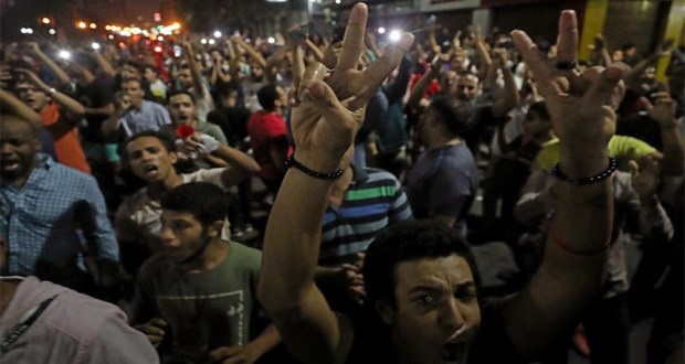 مظاهرات اليوم في مصر