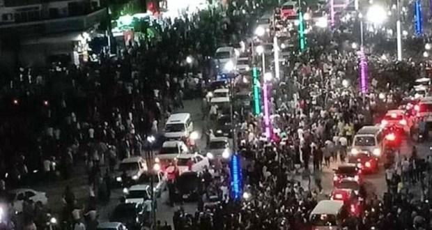 مظاهرات اليوم في ميدان الاربعين السويس