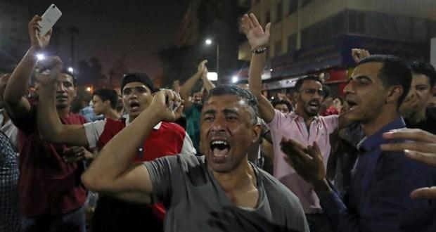 مظاهرات اليوم في ميدان التحرير