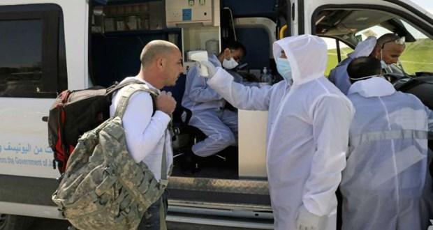 إجراءات مواجهة فيروس كورونا في فلسطين