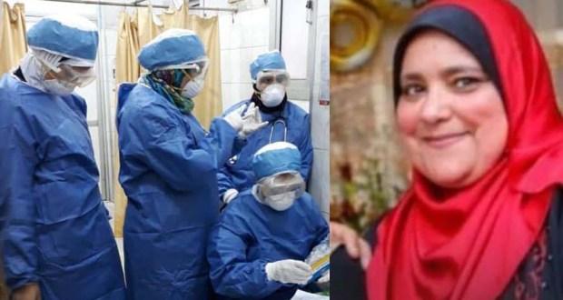 وفاة لممرضة عطيات محمد عربود بمستشفي صدر دمنهور