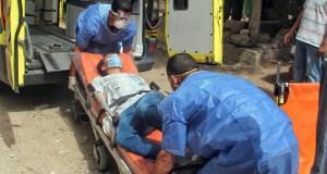 الإشتباة في إصابة طالب بإمتحانات الثانوية العامة بفيروس كورونا 01