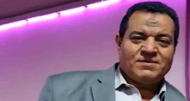 الدكتور ضاحي المنياوي مدير عام إدارة مركز الأمراض الصدريه والتدرن بمديرية الشئون الصحيه بالجيزة