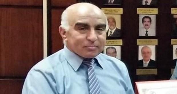 الدكتور عبدالجواد سعد رئيس قسم الطفيليات بالمعهد القومي للكبد بالمنوفية