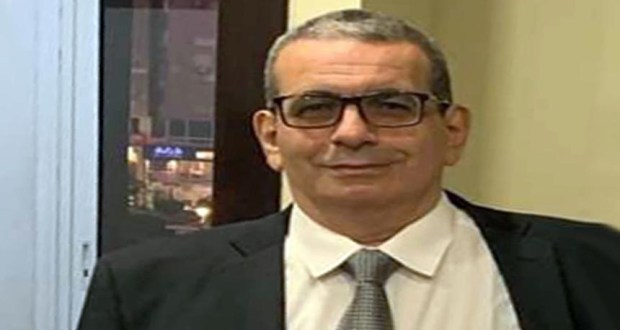 دكتور عماد حبيب استشاري الباطنه العامه بمستشفي مغاغة العام بالمنيا