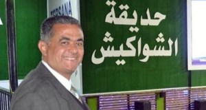 اللواء محمد مصطفى مدير عام نادى الترسانة