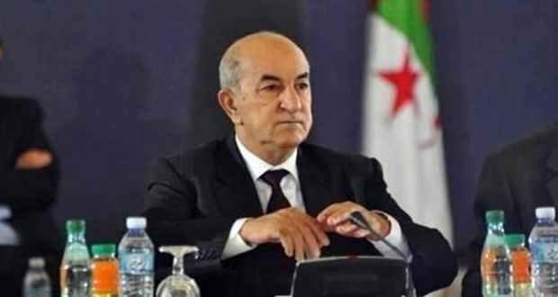 هل اصيب رئيس الجزائر بفيروس كورونا