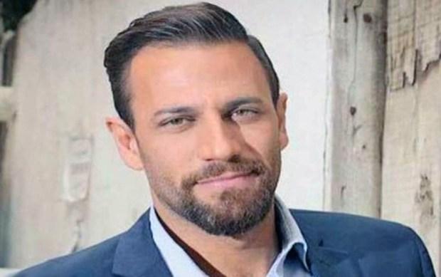 النجم اللبناني نيكولا معوض