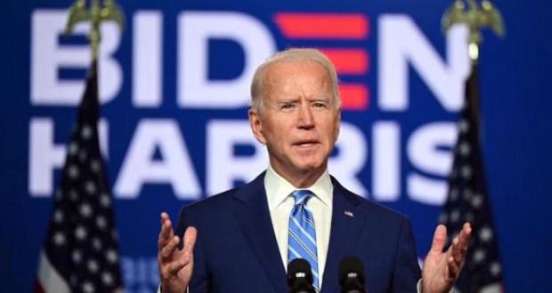 جو بايدن الفائز بإنتخابات رئاسة أمريكا 2020