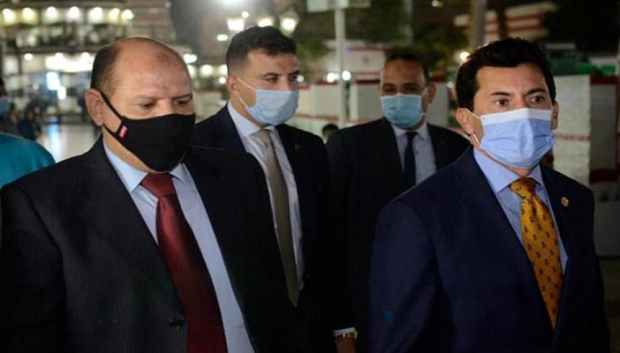 أحمد البكري رئيس اللجنة المؤقتة لإدارة الزمالك