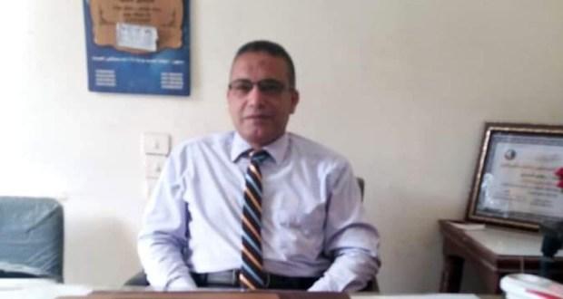 المحاسب رجب قنديل نائب رئيس مدينة الدلنجات