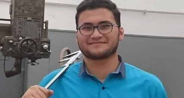 مهندس فادي، الطالب بالفرقة الرابعة كلية هندسة حلوان