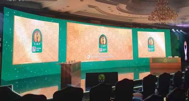 قرعة دور المجموعات من دوري ابطال أفريقيا وكأس الكونفيدرالية 2020