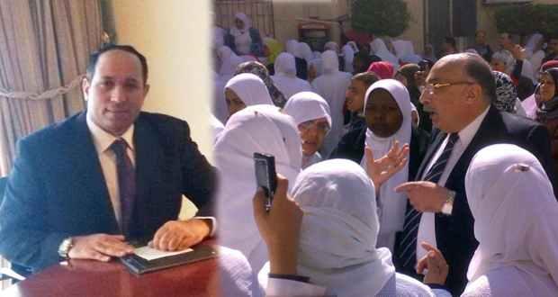 وفاة الدكتور اسامة ربيع والدكتور محسن عجوة مدير مستشفي جمال عبد الناصر سابقاً