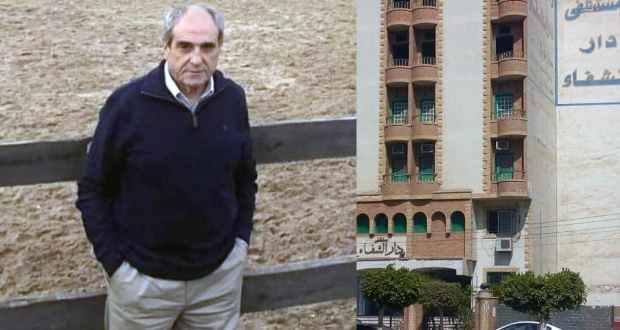 الدكتور محمد البهي مدير مستشفى دار الشفاء بقاقوس