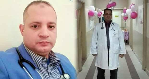 الدكتور حازم عبد المنعم مدير وحدة اكياد البحرية