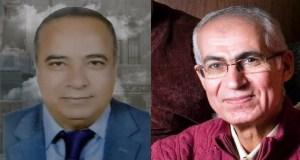 الدكتور عبد الغنى شوكت والدكتور عادل شحاته