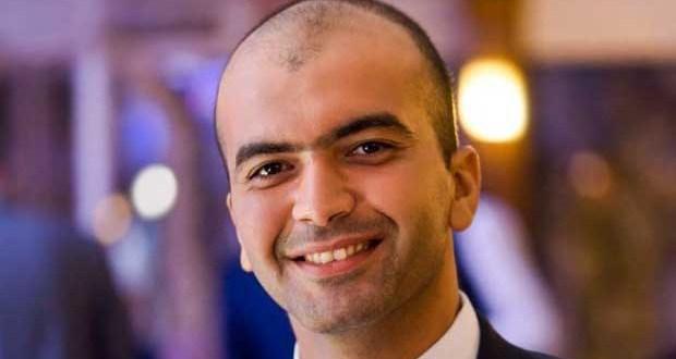 الدكتور طاهر دبور طبيب تخدير بمستشفي القصر العيني