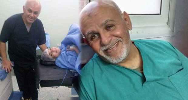 الدكتور عرفه لبنه، أستاذ وإستشارى التخدير والعناية المركزة بمستشفى أحمد ماهر التعليمى