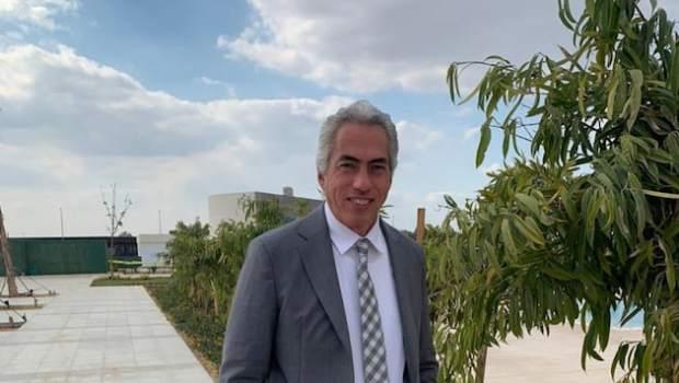 عمرو السنباطي مؤسس نادي سماش ورئيس نادي هليوبوليس