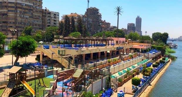 نادي النيل الرياضي بالمنيل