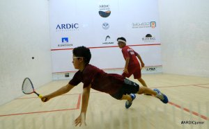 U11 Quarters: Boys Top seeds decimated!