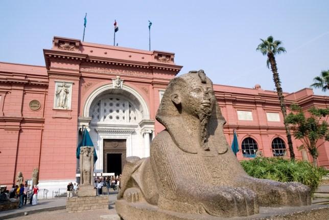 Musée Egyptien, Le Caire
